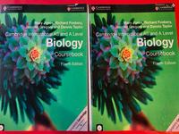 Biology Cambridge International AS and A level.