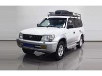 Toyota Land Cruiser Prado 2001 года
