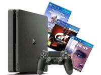 Playstation4 +8диск