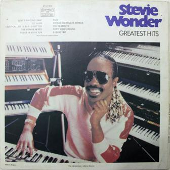 Пластинка. Винил. Stevie Wonder. Greatest Hits.. Фото 2