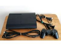 Продам PS3 SUPER SLIM+ 19 игр