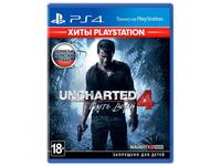 Uncharted 4 «путь вора» для PlayStation 4