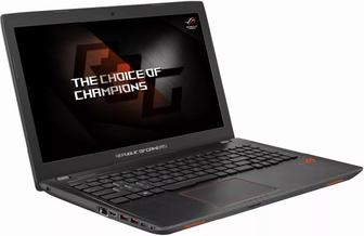Ноутбук Asus Rog Strix Intel(R) Core i7-7700HQ, 4/8 Ghz