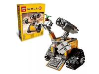 Конструктор Лего Идея Валл-И Lego Ideas 21303 Wall-E деталей: 677 шт.