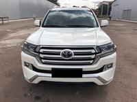 Toyota Land Cruiser 2016 года