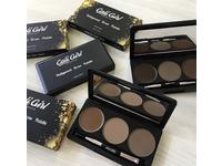 Набор теней для бровей  CALI GIRL COSMETICS HOLLYWOOD BROW PALETTE Medium