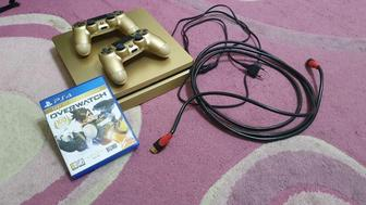 GOLD PS4 SLIM 500GB
