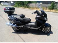 Suzuki Burgman 650 executive 2012 года