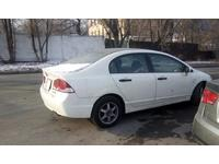 Honda Civic 2007 года