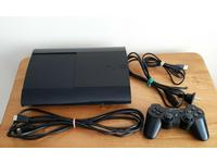 PS 3 Super slim 500gb 30 игр