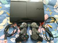 Sony playstation 3 super slim 500gb. ~Прошитая~
