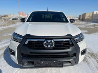 Toyota Hilux 2020 года