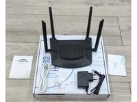 Модем и wi-fi роутер 300M Wireless 4G Router T-CPE300K-EC200T
