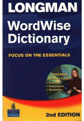 Longman Wordwise Dictionary: focus on the essentials