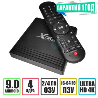 Android Smart TV Box X96 Air