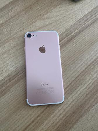 IPHONE 7, Rose Gold, 256 GB. Фото 2