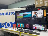 Телевизор Philips 50PUS6704