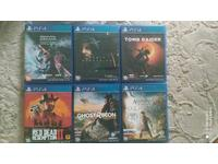 PS3,PS4,Xbox 360,Nintendo switch игры