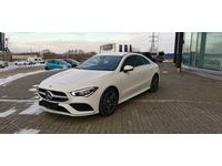 Mercedes-Benz CLA 180 2020 года