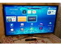 3D Smart TV Samsung c Wi-Fi. 117 см! DVB-S2/C/T2!