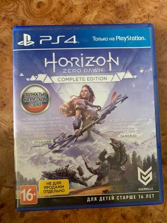 Игра на PlayStation 4/ HORIZON ZERO DAWN
