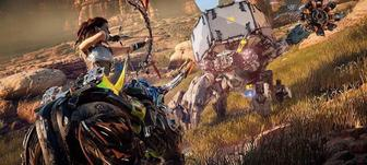 Игра на PlayStation 4/ HORIZON ZERO DAWN. Фото 3