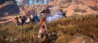 Игра на PlayStation 4/ HORIZON ZERO DAWN. Фото 4