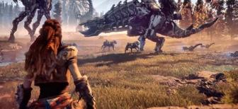 Игра на PlayStation 4/ HORIZON ZERO DAWN. Фото 5