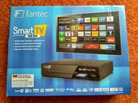 Медиа плейер/Fantec Smart TV Hub Box 3D