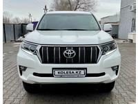 Toyota Land Cruiser Prado 2019 года