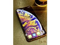 iPhone XS MAX, 256gb, Gold, 2 сим!
