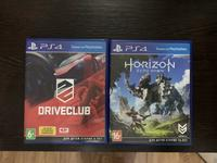 Диски с игрой для PlayStation 4