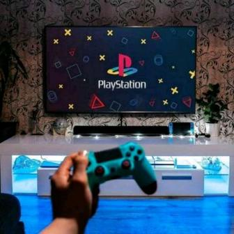 Прокат PlayStation 4slim пс4