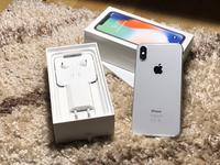 Продам IPhone X 64Gb Silver RM/A