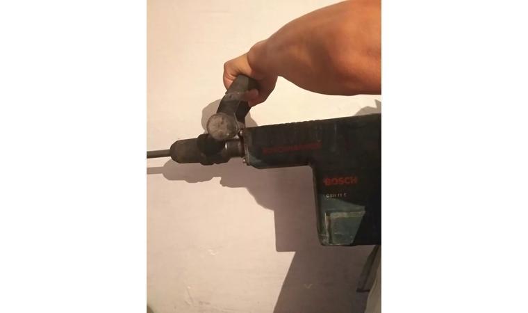 Бурим бетон инъекционный цементный раствор