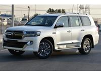 Toyota Land Cruiser 2020 года