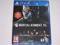 ДИСК PlayStaion 4 PS4 MORTAL KOMBAT XL