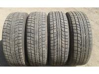 "Шины 225/65 R17 — ""Triangle Snow Lion TR777"" (Китай), липучки"