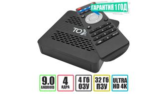 Android TV Box TOX1