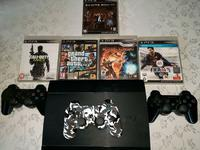 Sony PlayStation 3 Super slim 500 гб.