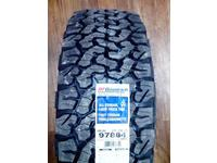 285 60R18 BFGoodrich All Terrain AT KO2