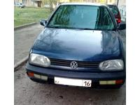 Volkswagen Golf 1993 года