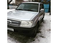 Toyota Land Cruiser 2007 года