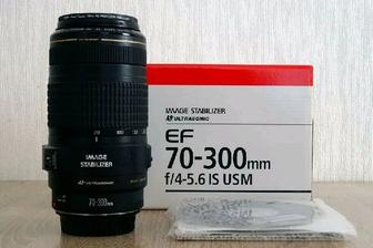 Canon ef 70-300mm f/4-5. 6 is usm