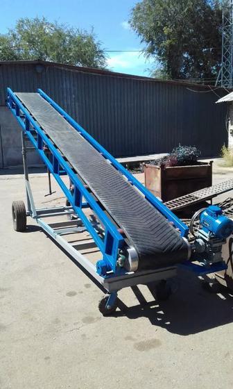 Производим конвейеры ленточные поставщики запчастей на конвейер
