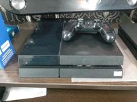 Playstation 4 PS4 500 gb прошивка 7.51