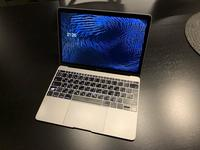 Продам Apple Macbook 12 Retina Space Gray (родная русская клавиатура)