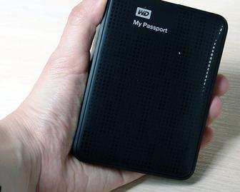 Внешний диск Western Digital My Passport 2Tb