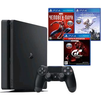 Новый PlayStation 4 Slim