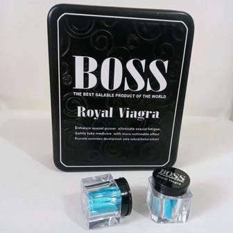 "BOSS Royal Viagra"" для потенций"